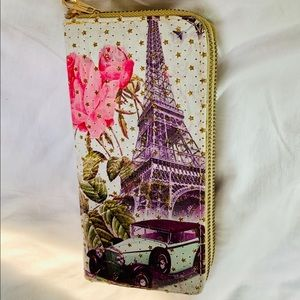Handbags - Gorgeous Wallet French/Floral Design